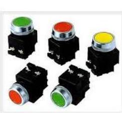 20 Jenis Alat dan bahan untuk membuat rangkaian kontrol didalam panel Box Motor listrik 3 fasa