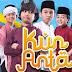Lirik Lagu Kun Anta dalam Versi Bahasa Indonesia Full