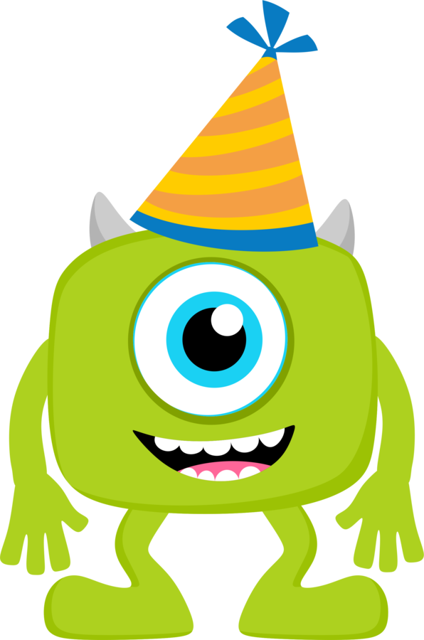 Baby Monsters Party Clipart Oh My Baby