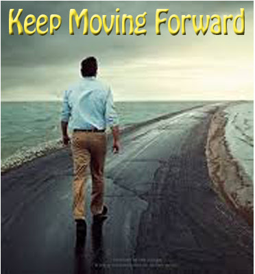 Moving forward as a child of God