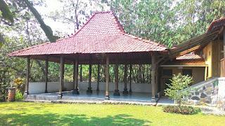 tempat ibadah padang di sentul