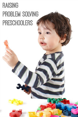 How to nurture problem solving qualities starting in preschool age
