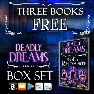 The Deadly Dreams Box Set on Amazon