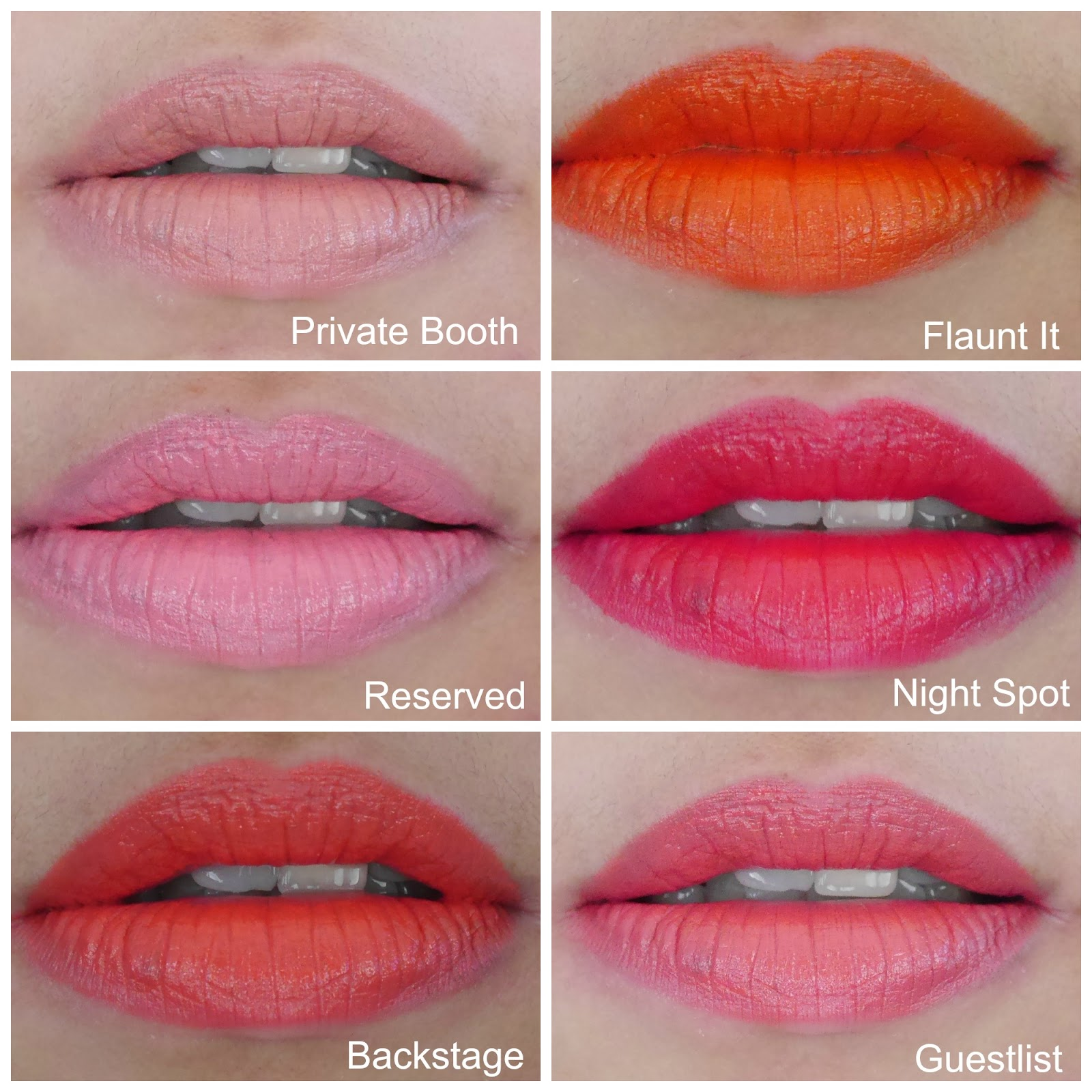 makeup, Sleek, lipsticks