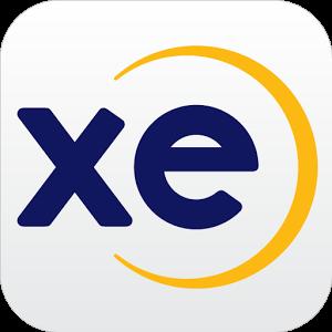 تحميل برنامج XE Currency لمعرفة اسعار العملات للاندرويد APK مجانا