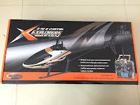 Wltoys V950 Brushless Rc Helicopter Box