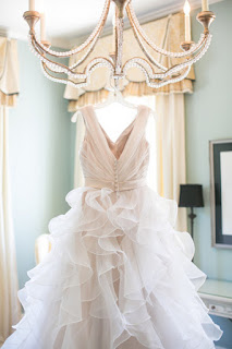 inspirations of a glamorous wedding
