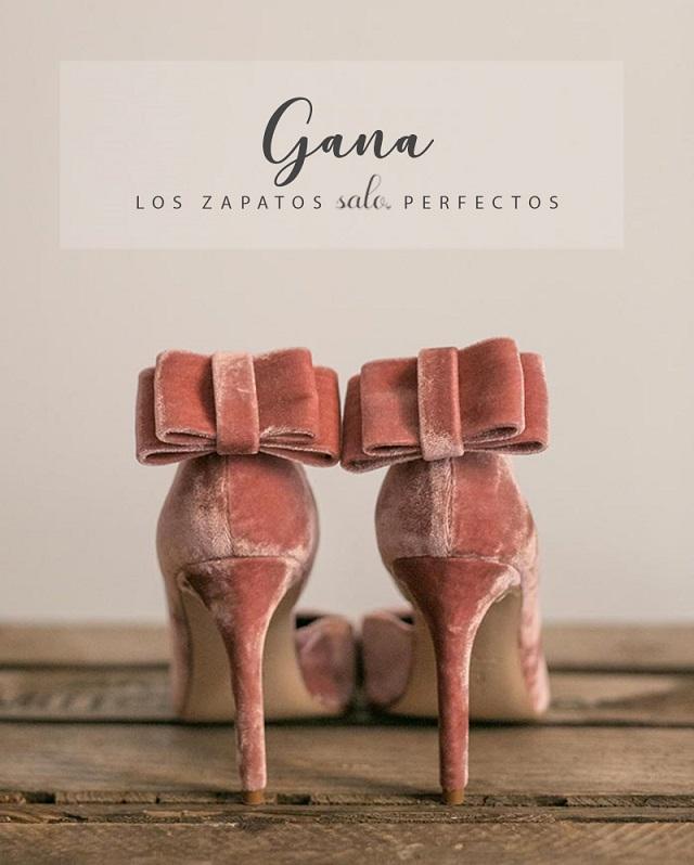 sorteo zapatos boda blog invitada