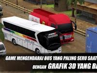 Telolet Bus Driving 3D MOD v1.2.3.b APK Terbaru 2017