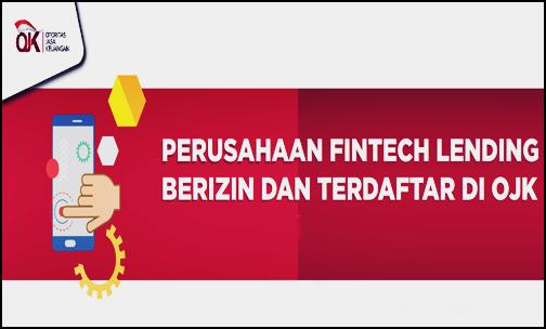 Daftar Perusahaan Fintech Lending Peminjam Uang Online Terdaftar di OJK