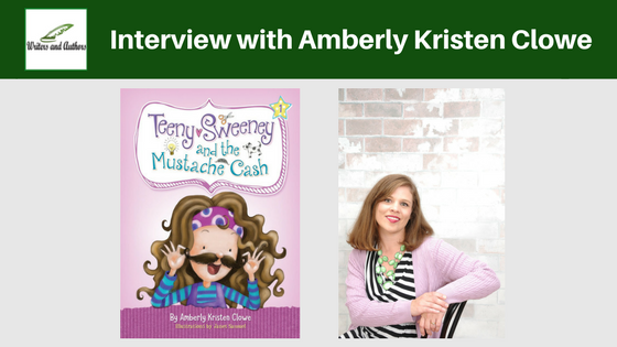 Interview with Amberly Kristen Clowe