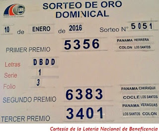 resultados-sorteo-domingo-10-de-enero-2016-loteria-nacional-de-panama-tablero