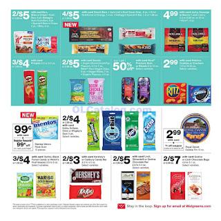 Walgreens Weekly Ad October 21 - 27, 2018