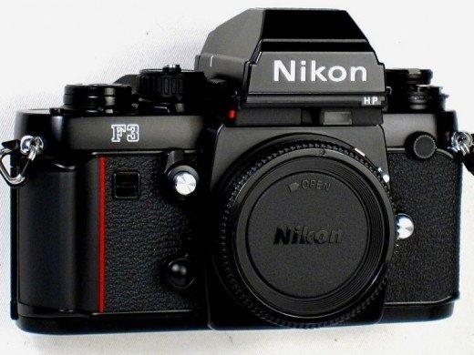 Nikon F3: Nikon F, F2, and F3 SLR Cameras