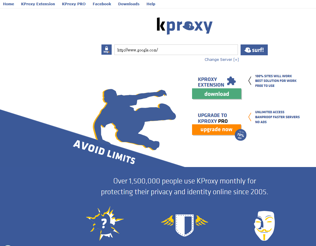 Kproxy download agent