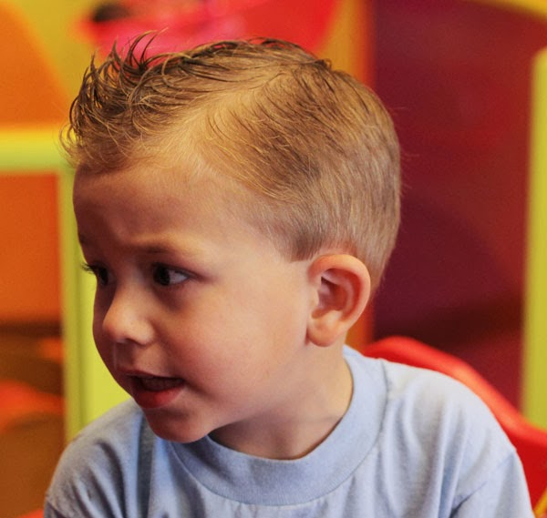 Phenomenal Little Boy Hairstyles 2014 Hairstyle Trends Hairstyles For Men Maxibearus