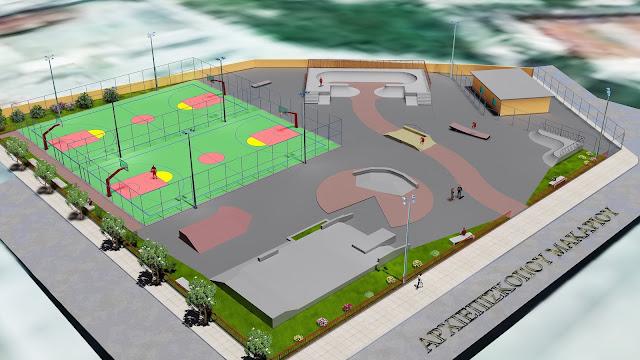 Γιάννενα: Αλλάζουν Όψη Τα Αθλητικά Κέντρα Καλούτσιανης Και Κιάφας