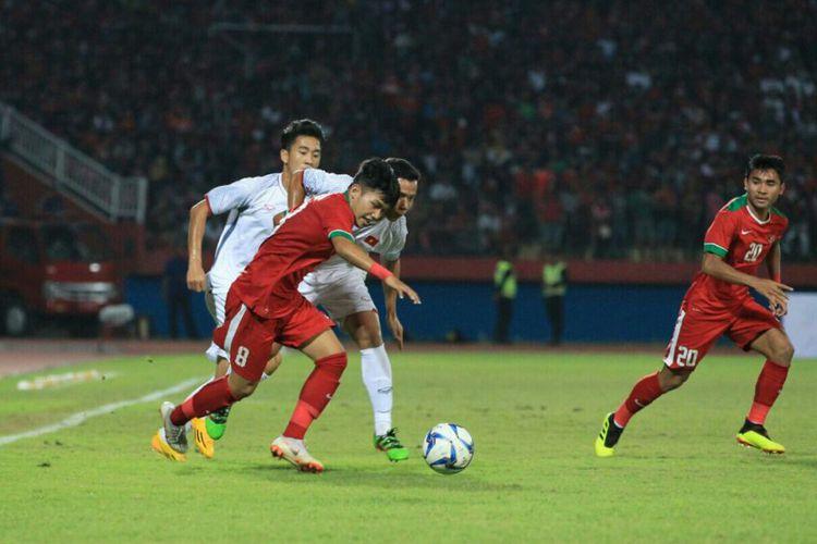 Timnas U-19 Indonesia Memastikan Satu Tiket Ke Babak Semifinal