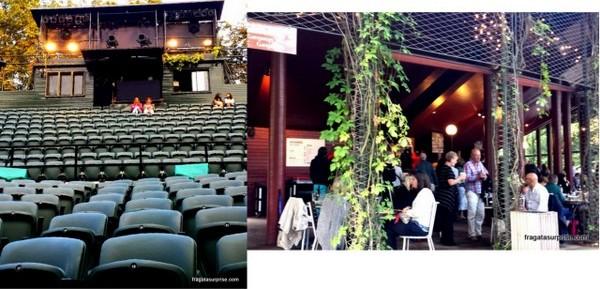 Regent's Park Open Air Theatre, Londres
