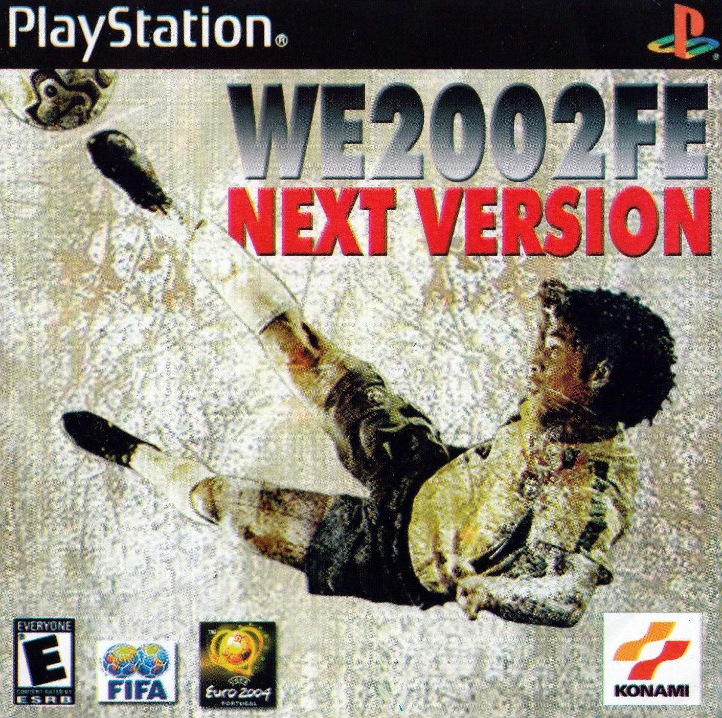 We2002fe Next Version Winning Eleven 2002 Final Evolution Next Version