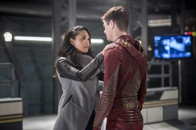 The Flash 3x22