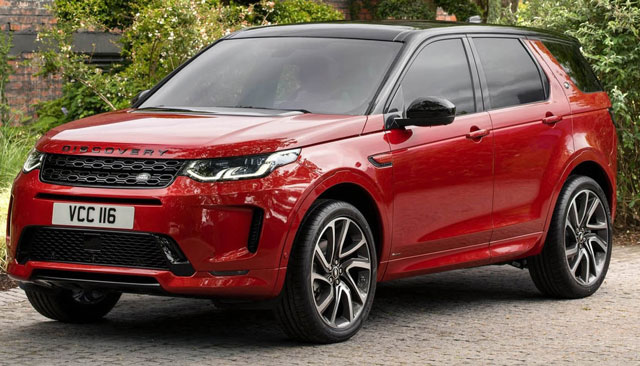 A Deep Look into The Next 2020 Land Rover Discovery ...