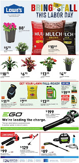 ⭐ Lowes Ad 9/24/20 ⭐ Lowes Weekly Ad September 24 2020