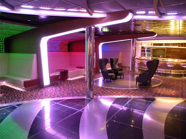 Celebrity Eclipse Quasar Disco