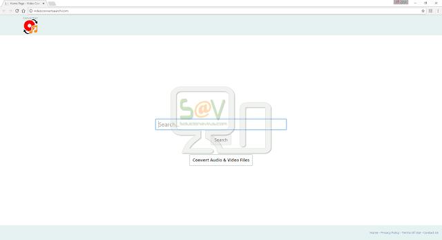 Videoconvertsearch.com (Hijacker)