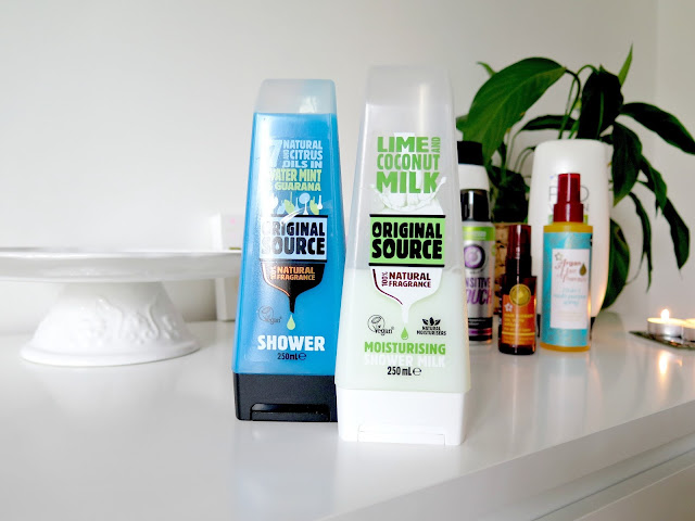 original source, cruelty free, vegan shower gel