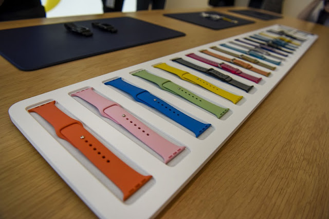 Pulseiras de Apple Watch para comprar na Califórnia