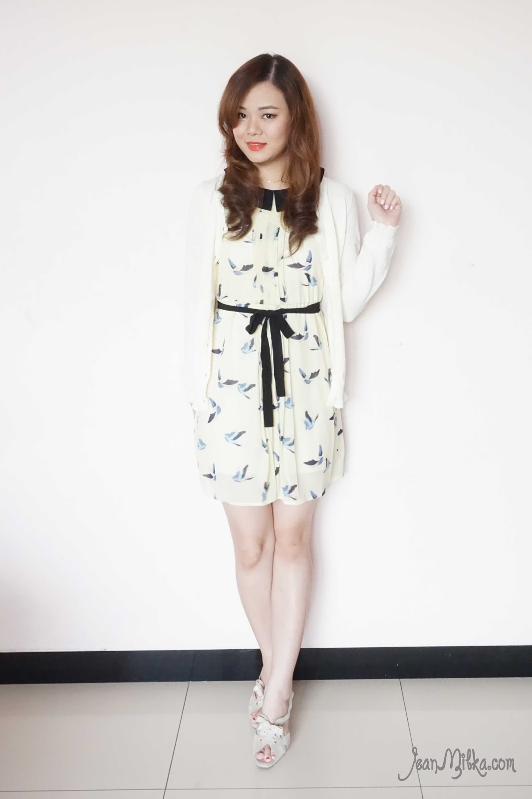 kawaii style with a dress