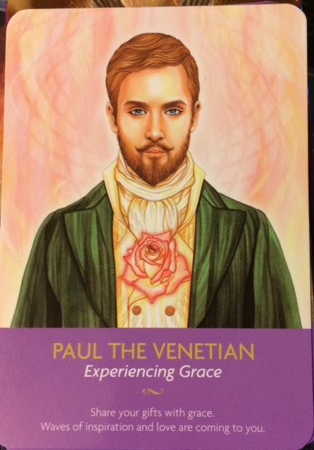 Self Love Tarot Challenge: Day 6 Paul the Venetian - Tarot Cards Daily