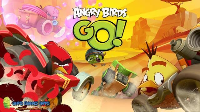 Angry Birds Go Apk + OBB v2.7.3 Images