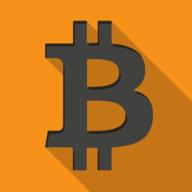 bitcoin square icon