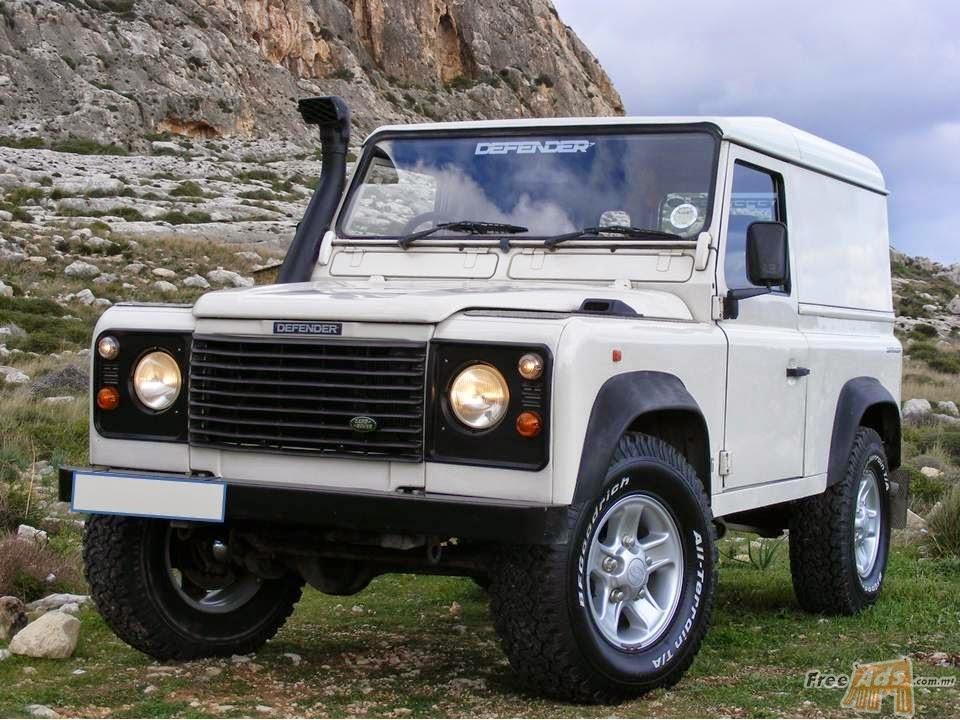 Land Rover Defender L316 1995