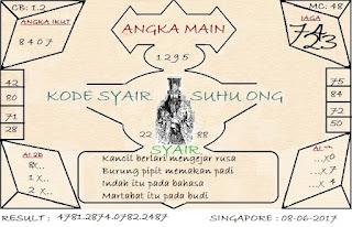 code syair sgp, PREDIKSI TOGEL SINGAPORE DENGAN RUMUS JITU SGP KAMIS