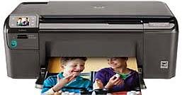 HP Photosmart C4640 All-in-One Printer
