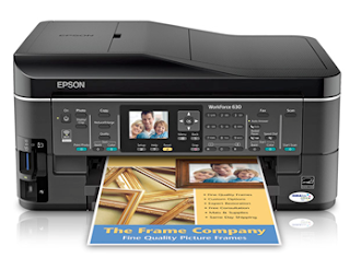 Descargar Epson WF-630 Driver Para Windows