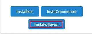 Memilih fitur follower