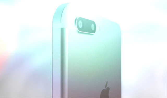Apple iPhone 7 Concept 2017