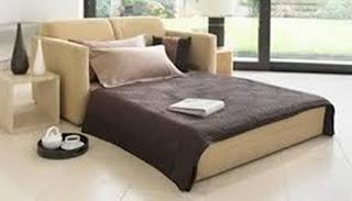 Dekorasi tempat kamar tidur minimalis