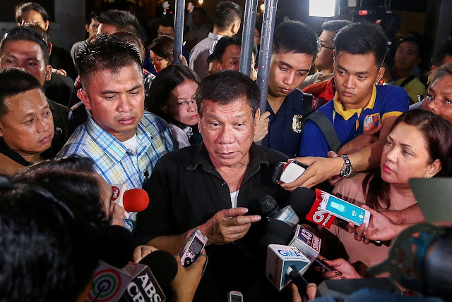 Lawyer to media: Duterte may be criticizing you, but not hindering freedom