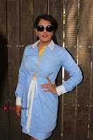 Richa Chadda Latest Pos in Blue Short Dress at the Screening Of Short Film Khoon Aali Chithi  0009.jpg