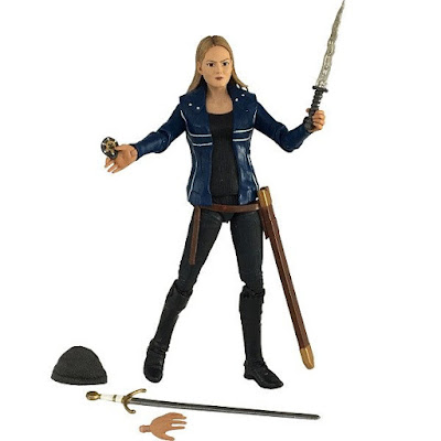 San Diego Comic-Con 2017 Exclusive Once Upon a Time Blue Jacket Variant Emma Swan Action Figure by Icon Heroes