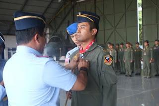 Regenerasi Penerbang Tempur TNI AU