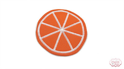 Sottobicchiere Arancia