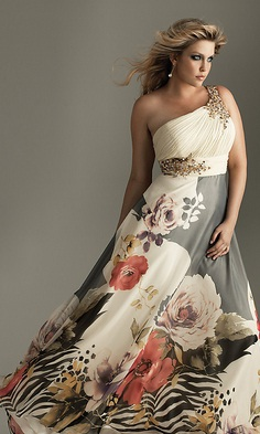 Robes de soiree pour femmes fortes