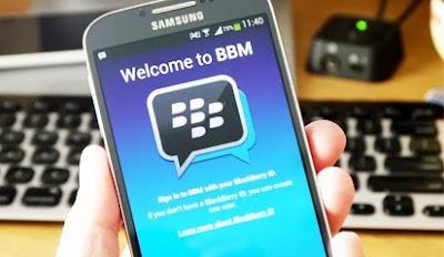 Tema BBM Android