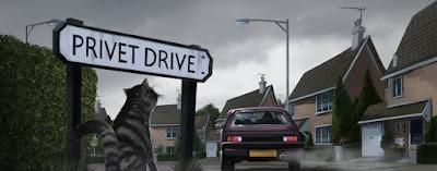 Privet Drive, numero 4 (Momento 1)